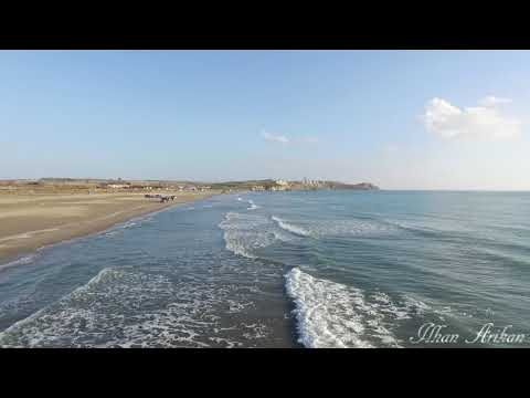 Magarsus Beach - Magarsus Plajı (Mediterranean Sea)