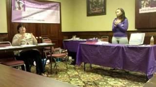 Zi Xiu Tang Support Group Meeting-Question & Answer portion   www.detoxforbeauty.com