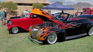 2021 Classic Car Show {Goodguys Spring Nationals Arizona} classic cars muscle cars hot rod show cars