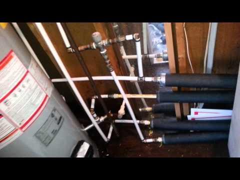 Apollo water heater