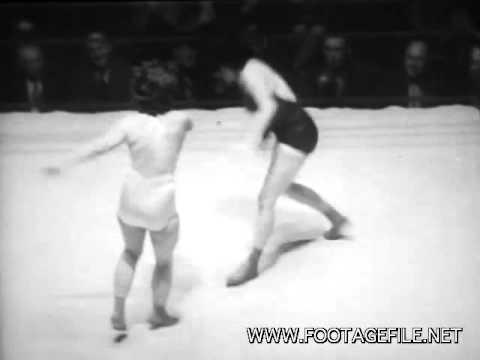 Women's Wrestling (1940s)