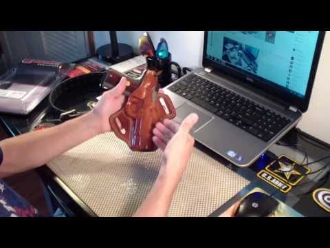 New Galco Holster For Colt Combat Commander 1911