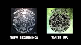 """メンバーチェンジを経て全てを一度リセットし、 今後のバンドの方向性を新たに打ち出した""""NEW BEGINNING""""と""""RAISE UP"""" この2つの楽曲はそのタイトル通..."""