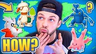 WHERE are these Pokemon? (+HOW DO WE GET THEM?) - Pokemon GO (Gen 2 Regional Pokemon)