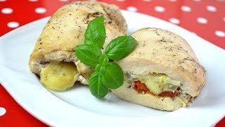 Filety z mozzarellą - Jak zrobić - Smakowite Dania