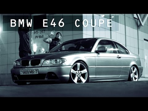 Обзор BMW E46 COUPE 2004 Facelift