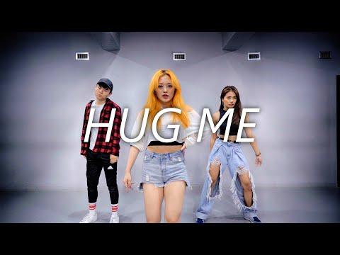 CRUSH (크러쉬) - Hug Me | NARIA Choreography
