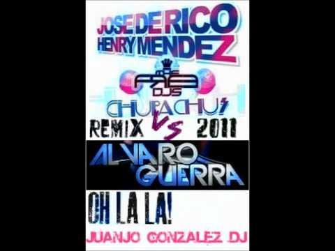 chupa chus vs oh lala 2011 ( JUANJO GONZALEZ DJ )