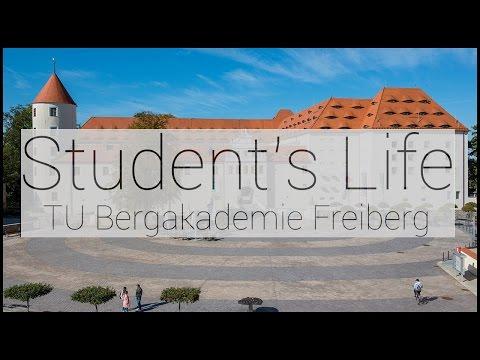 Student's Life in TU Bergakademie Freiberg