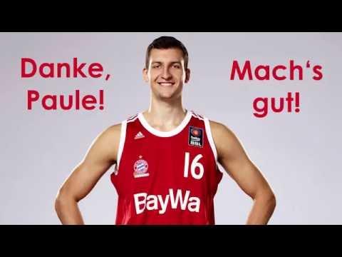 Vom FCBB in die NBA: Danke und mach's gut, Paule!