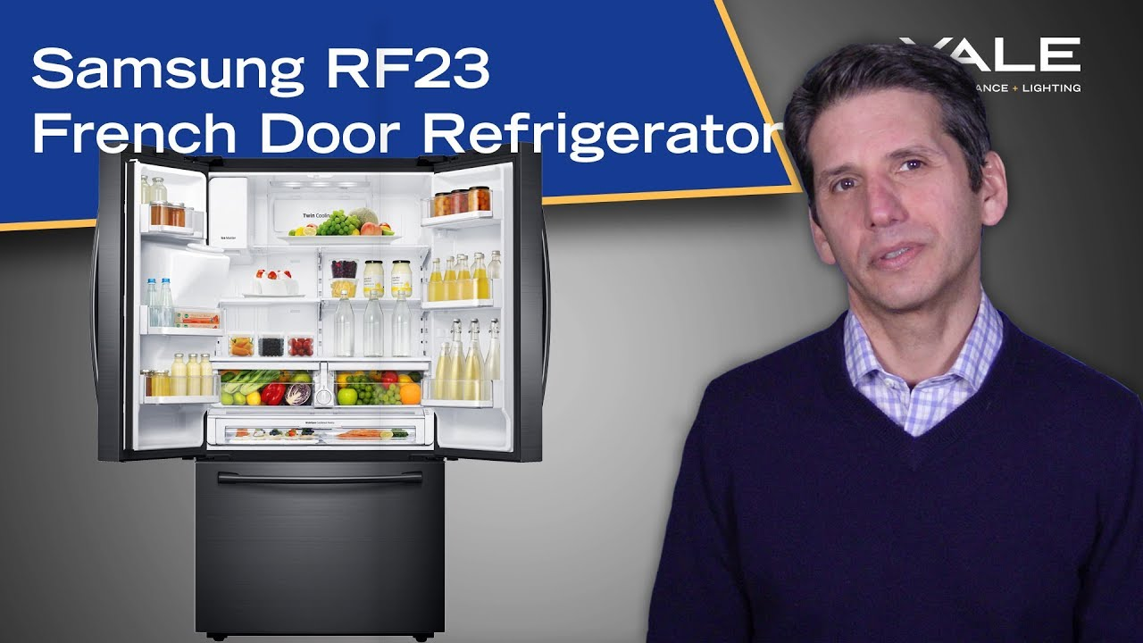 Samsung RF23HCEDBSR Counter-Depth French-Door Refrigerator [Ratings /  Reviews / Price]