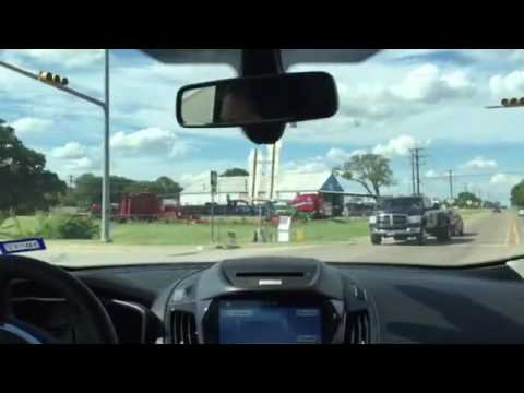 Bryan/College Station - Driving Test Practice Route
