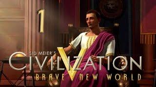 Civilization 5 - Rome -1- Immortal Difficulty