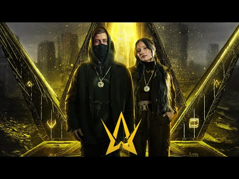 Alan Walker - Faded (Unofficial Music Video) 4K HD, Animated Short Film