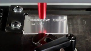 Automator Dot Peen Systems - Fast, Easy Pin Marking Machines