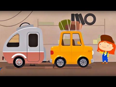 Мультфильмы для детей про машинки. Доктор Машинкова. Навигатор GPS.
