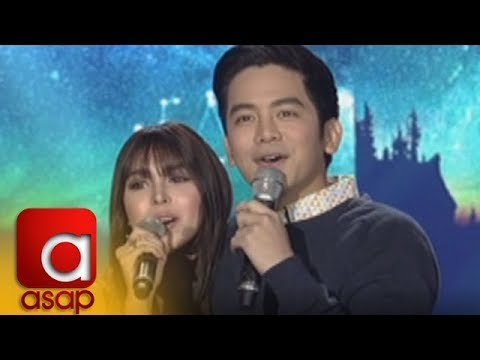 ASAP: Joshua Garcia and Julia Barretto sing Torete