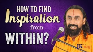 How To Find Inspiration From Within?
