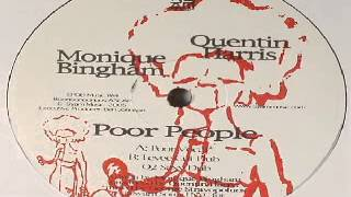 Quentin Harris & Monique Bingham ‎-- Poor People