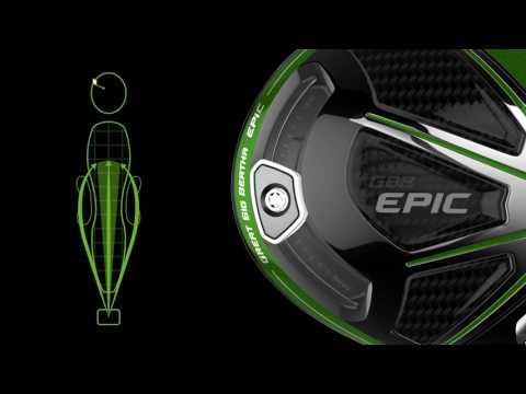 GolfersTrunk.com | Callaway Epic Driver Video