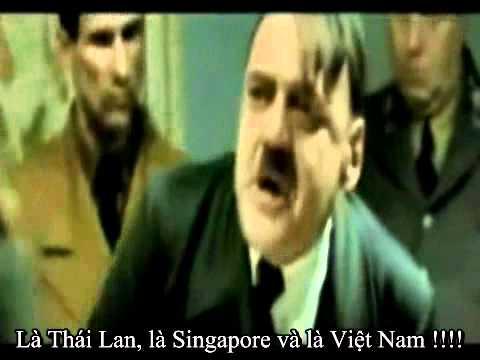 Hít le  tức giận khi Việt Nam chiến thắng Thái Lan    Hít le  tuc gian khi Viet Nam chien thang Thái Lan   Tin Sock   9x Show hàng   Scandal