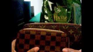 Louis Vuitton Zippy Organizer, Zippy Compact Wallet, and Zippy Coin Purse Thumbnail