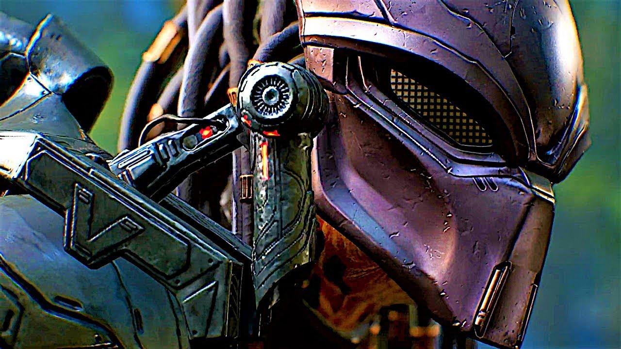 Predator 2019 Trailer