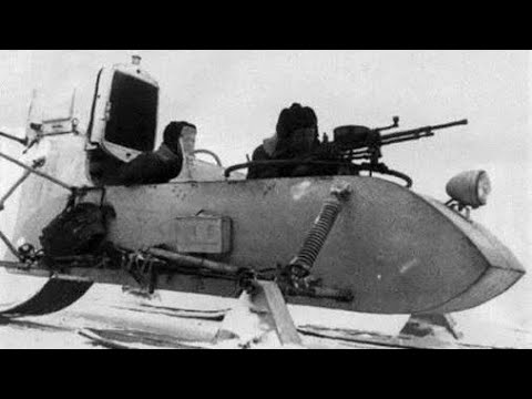 Soviet Aerosan Rf-8 / Gaz-98 Trumpeter 1/35 Step By Step
