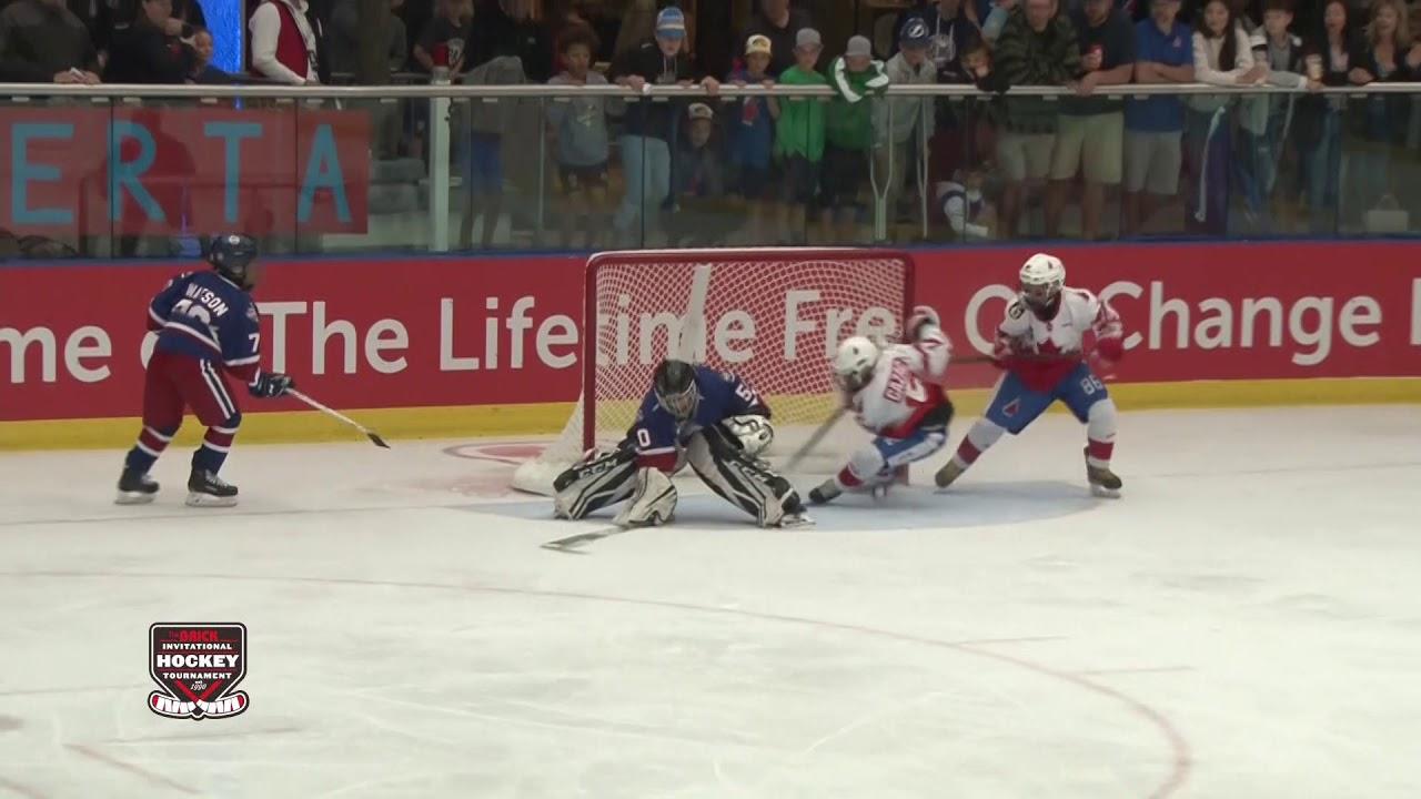 Wow Part 1 2019 Brick Invitational Hockey Tournament
