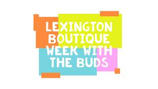 Our Favorite Boutiques in Lexington, KY!