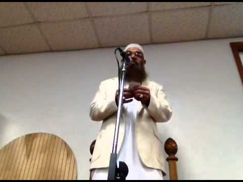Khutbah: How to Increase your Provision part 3 (01/24/2014)