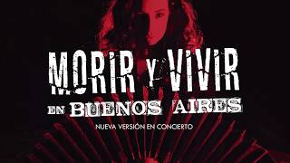 ANA FONTÁN / MORIR Y VIVIR EN BUENOS AIRES NUEVA VERSIÓN CONCIERTO / ASTOR PIAZZOLLA / FONTANGO
