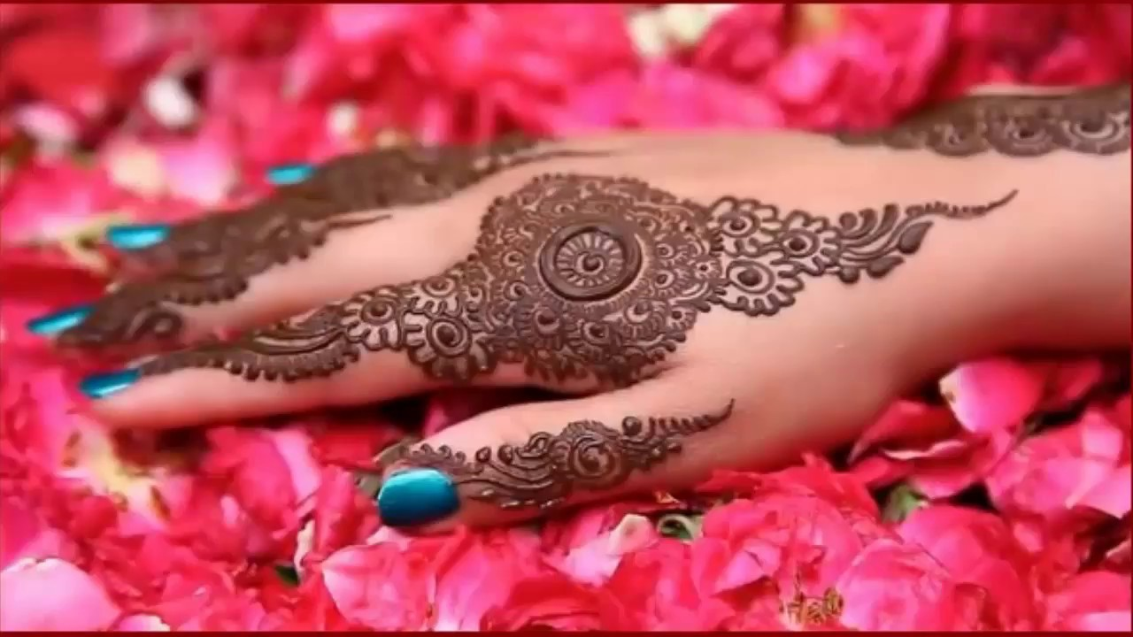 Image result for mehandi designs for girls 2018