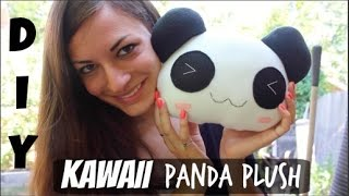 DIY Kawaii Panda Plush! How to Make a Stuffed Animal Panda- EASY Pillow Tutorial(BACK TO SCHOOL GIVEAWAY: https://youtu.be/NB3Z3o9ShA0 OPEN UNTIL Aug 19, 2016 at 11:59 pm Hi sweet friends! So, I have finally gotten around to ..., 2015-07-09T19:42:56.000Z)