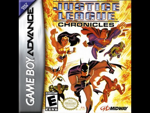 Justice League Chronicles (GBA/2003) | DC Comics Special | Road To Dawn Of Justice
