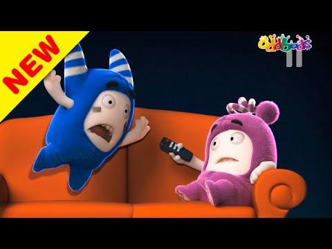Oddbods | Al 小inema... | Cartoni Animati Divertenti per Bambini