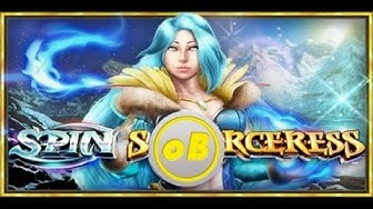 Spin Sorceress - Freegames