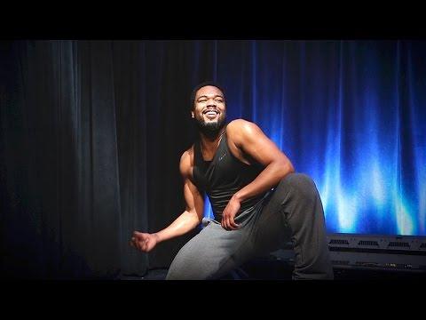 Dancing Through My Broadway Resume: Grasan Kingsberry