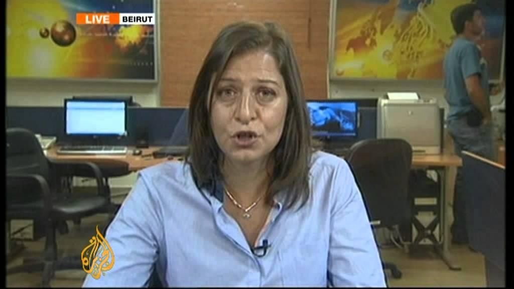 Zeina Khodr On The Syrian Conflict Youtube
