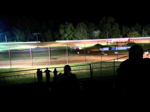 UTV heat race at NCAS