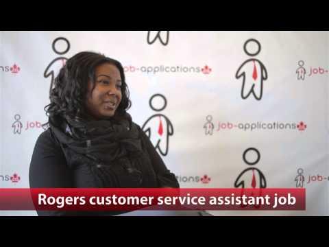 Rogers Customer Service Assistant Job