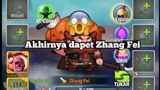 Dewa Ngamuk Dapetin Zhang Fei  Dewa Ngamuk 4