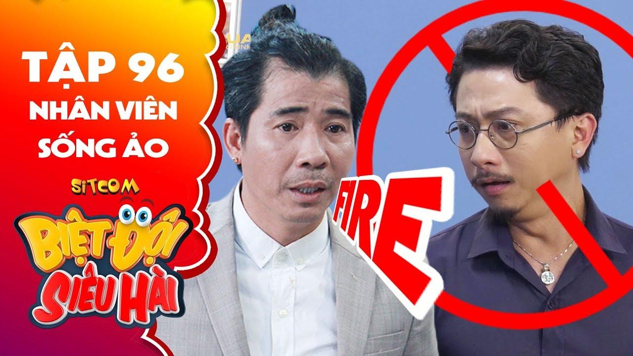 Biệt đội siêu hài | tập 96 - Tiểu phẩm: Hứa Minh Đạt bị Nhật Trung sa thải vì biển thủ tiền công ty