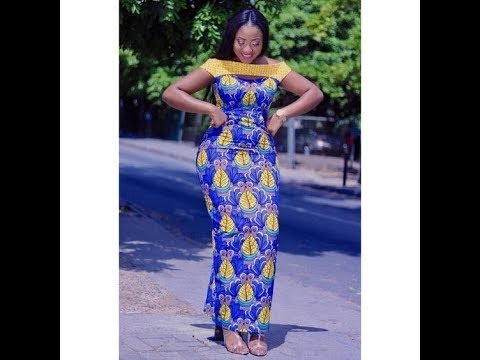 100 Flawless,Impeccable And Stylish #Ankara Styles Collections Every Fashionistas Need To See