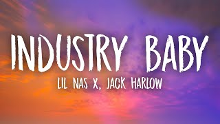 Lil Nas X, Jack Harlow - Industry Baby (Lyrics)