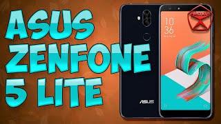 Странный ASUS ZenFone 5 Lite / Арстайл /