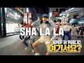 [여기서요?] PENTAGON 펜타곤 - SHA LA LA 신토불이 | 커버댄스 DANCE COVER | KPOP IN PUBLIC @뮤지컬 거리
