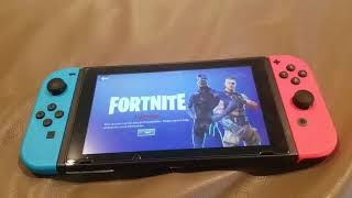 Can't Transfer Fortnite Account (PS to Switch)