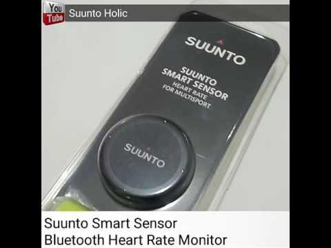XS-XL SS022154000 Herzfrequenzmesser bei Multisport Schwarz Suunto Sports Tracker Smart Sensor mit verstellbarem Brustgurt