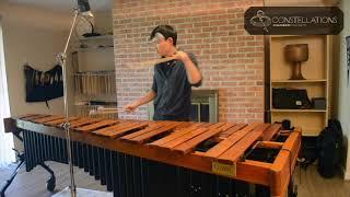 Sam Um: Chris Theofanidis - Aria for solo marimba